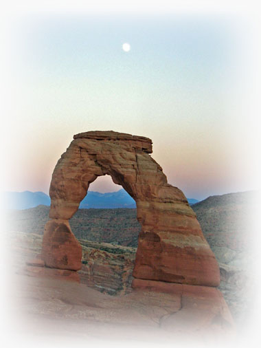 Arches monument